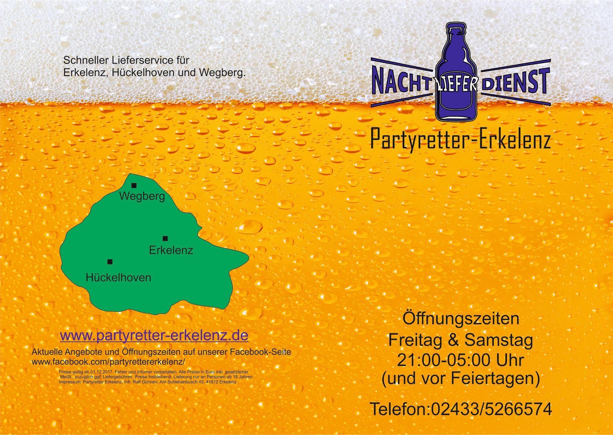 Partyretter-Erkelenz